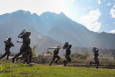 India slowly building military muscle from Ladakh to Arunachal on the China front