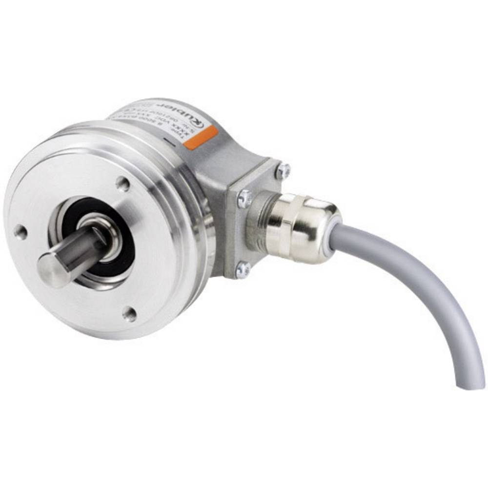 Incremental encoder working principle and characteristics
