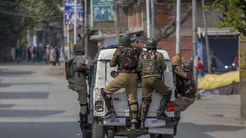 Exams postponed, train services suspended as tension continues in Kashmir after Sunday's gun battles