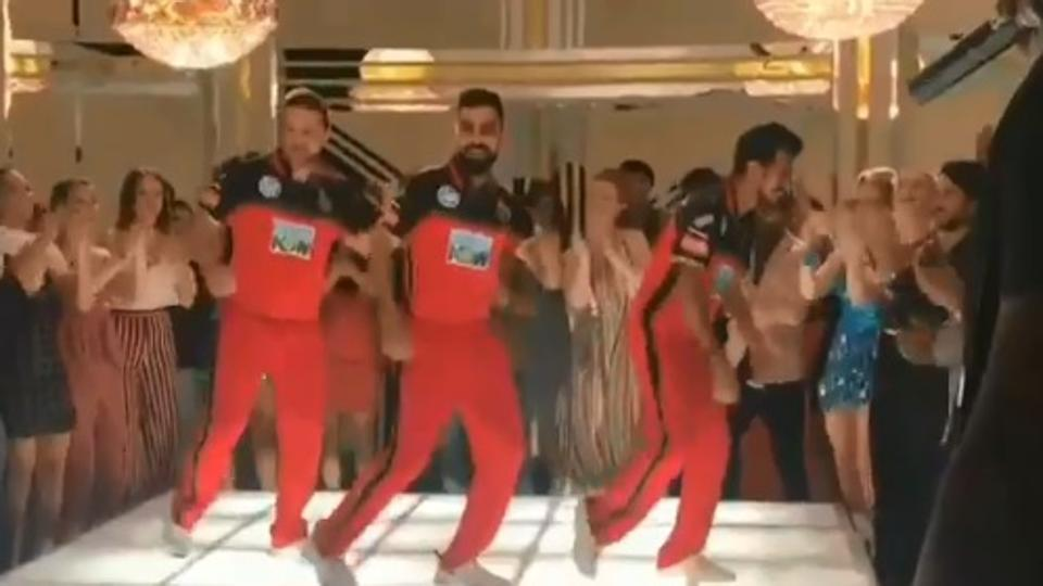 Virat Kohli, Brendon McCullum, Yuzvendra Chahal get into the groove ahead of IPL 2018