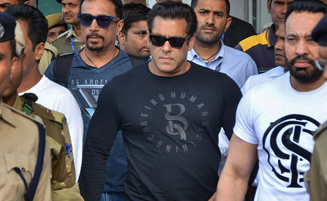 For Salman Khan, Verdict Today On Whether He Shot Blackbuck: 10 Points