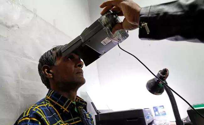 """Tomorrow May Say Give Blood Sample"": Supreme Court Judge On Aadhaar Body Powers"