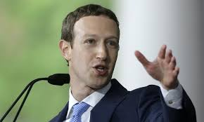 Mark Zuckerberg: Give me another chance, I