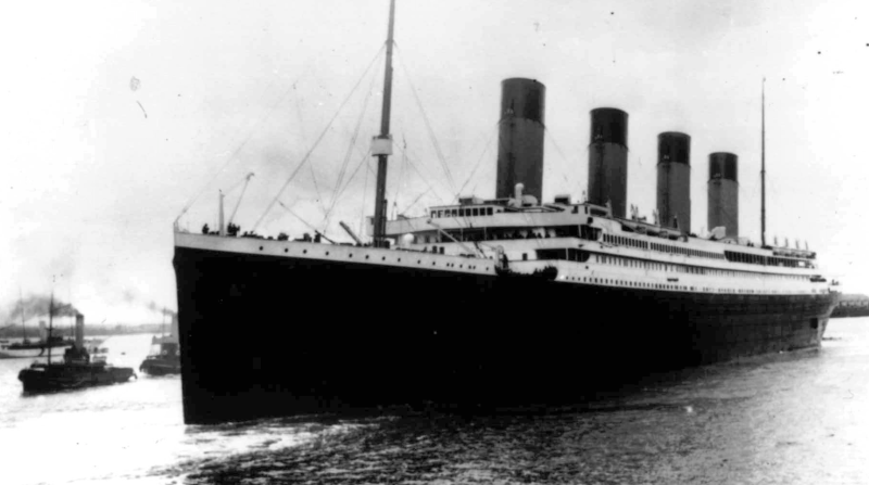 The Latest Evidence Reveals That Titanic Didn't SINK Because It Hit An Iceberg, This Is The Terrible Reason!