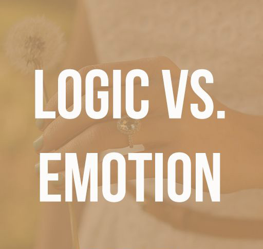 MARRIAGE: LOGIC OR EMOTION?