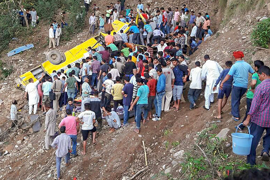 Himachal Pradesh Accident: How a 10-year-old Survivor Climbed 50-Foot Gorge to Alert Authorities