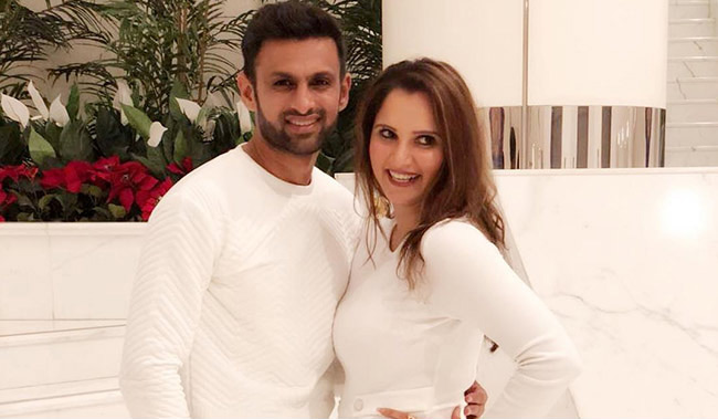 """Shoaib And I Have Decided..."": Sania Mirza Lets Out A ""Secret"""