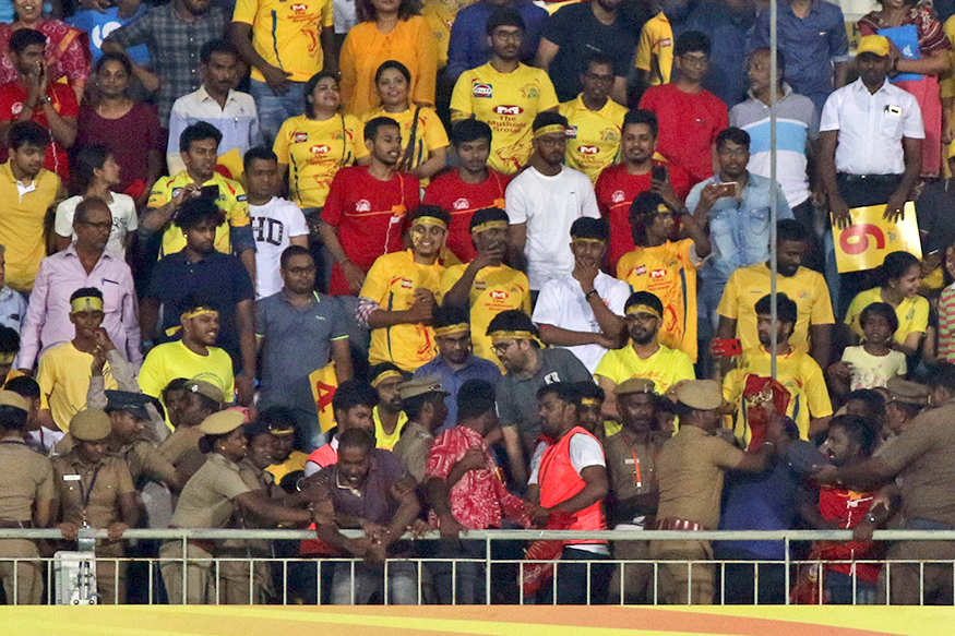 IPL 2018: Chennai Super Kings Games to be Shifted From Chepauk Due to Cauvery Water Dispute