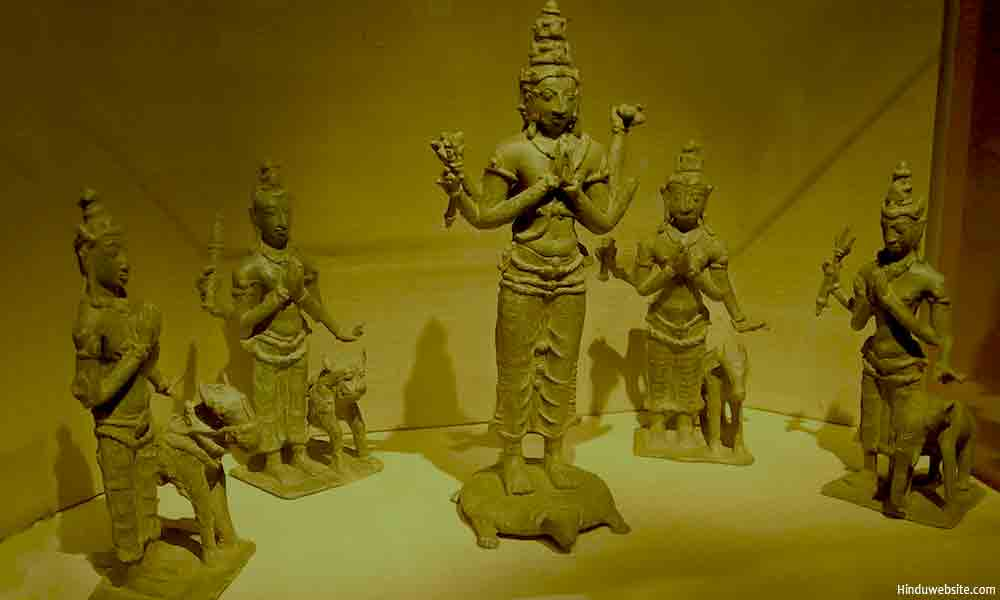 The Ashtadikpalas, Rulers of Eight Directions