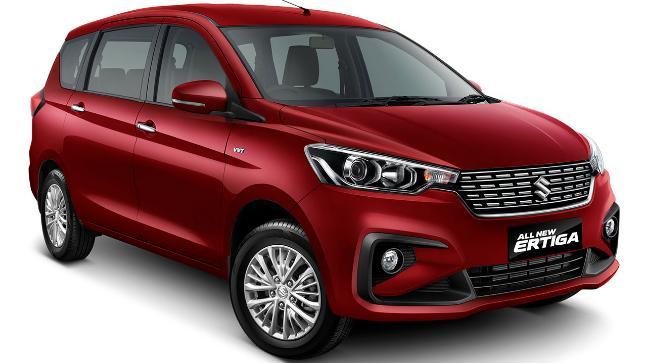 All-new Maruti Suzuki Ertiga showcased, gets major changes