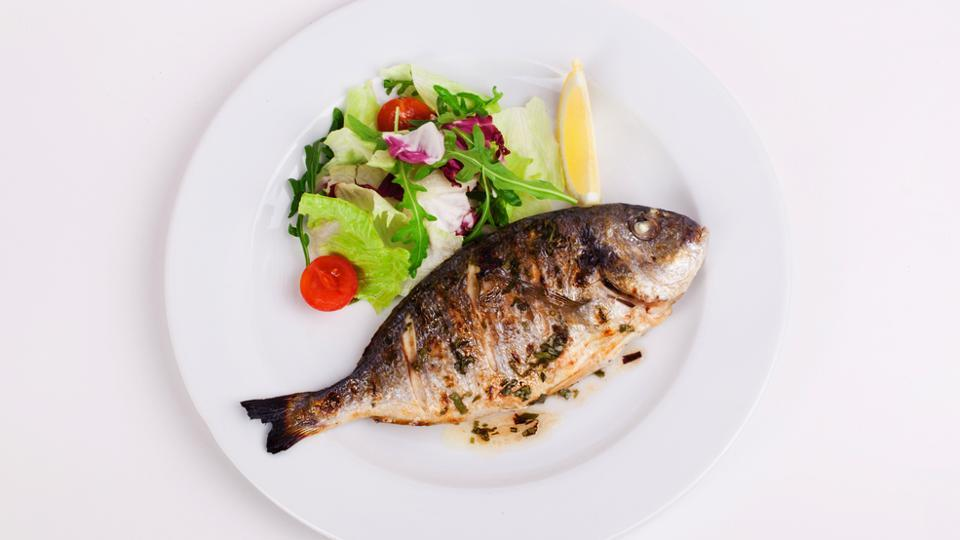 Fish is the healthiest food you can include in your diet. Here's why