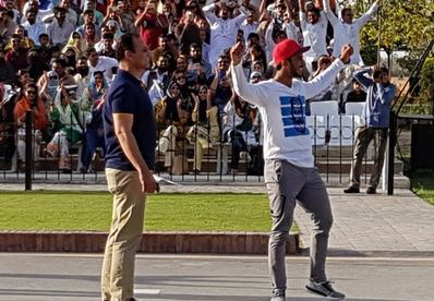 Pakistan must reign in lumpen behaviour at the Attari-Wagah border