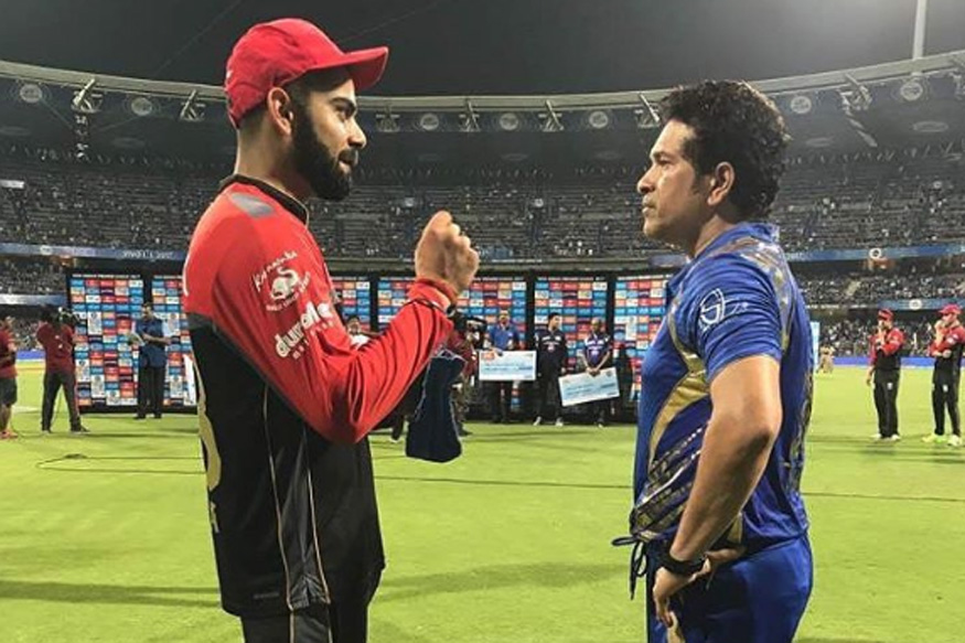 Will Share a Bottle of Champagne with Virat Kohli After he Breaks My Record – Sachin Tendulkar
