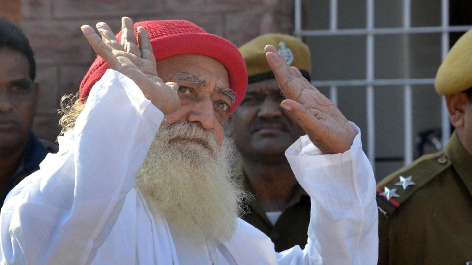 Asaram convicted of raping teen at Jodhpur ashram, faces at least 10 years in jail