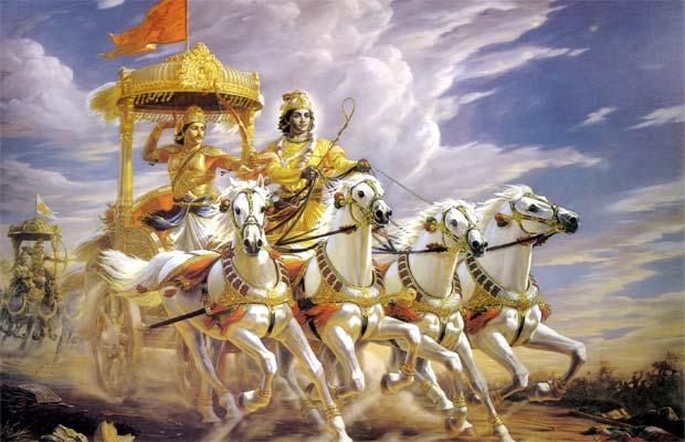 Bhagavad Gita - A Summary of the 18 Chapters of Bhagavad Gita