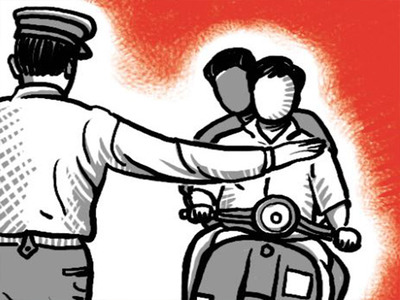 26 parents jailed in Hyderabad for letting their minor kids drive