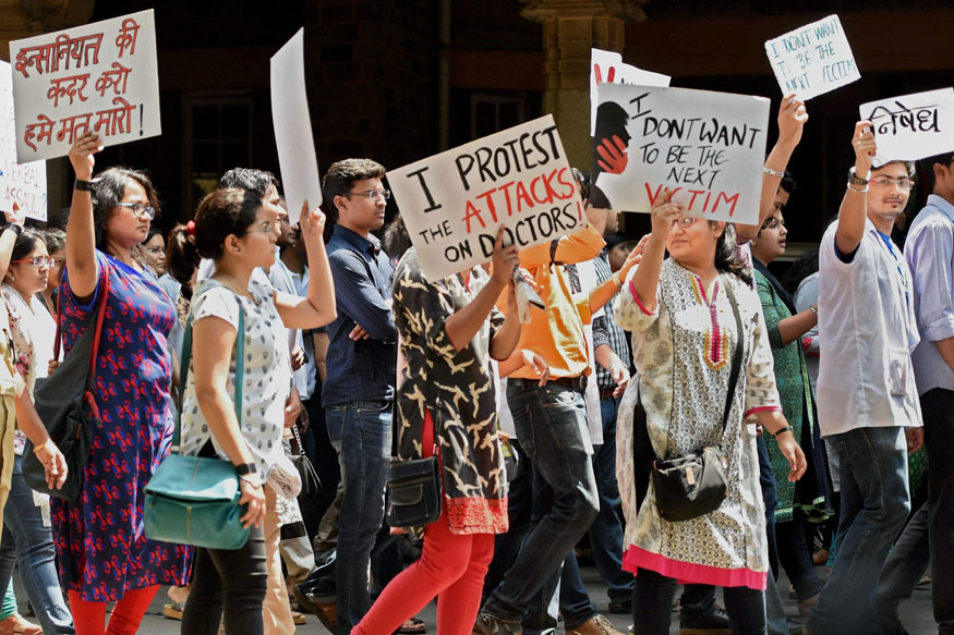 AIIMS Cancels Surgeries, Restricts OPD as Resident Doctors Go on Indefinite Strike
