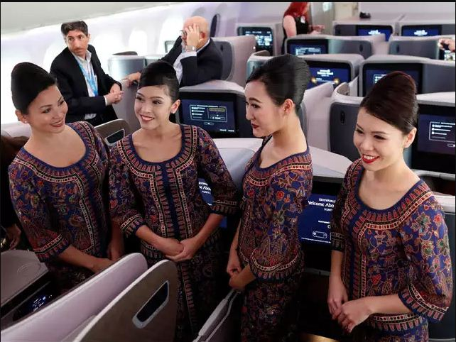 Singapore Airlines to launch world