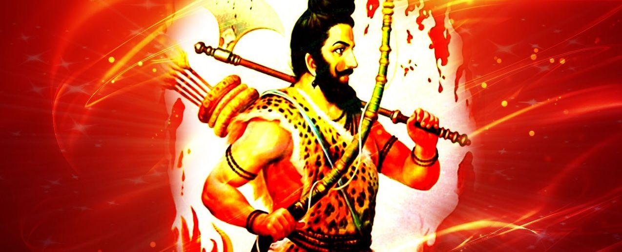 Bhagwan Parshuram - The Sixth Avatar Of Lord Vishnu