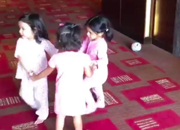 Watch: Suresh Raina, MS Dhoni, Harbhajan Singh