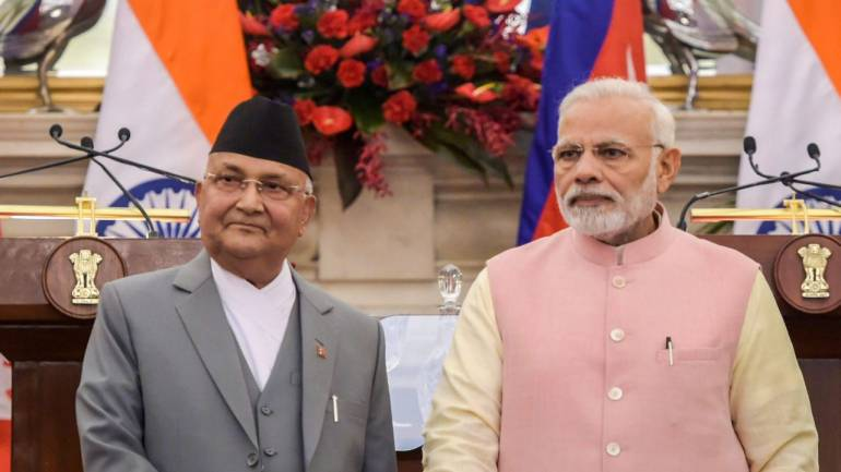 Blast at hydroelectricity project in Nepal weeks ahead of Modi's inauguration