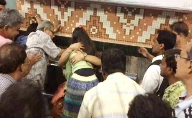 "Couple Abused, Beaten For ""Standing Too Close"" Inside Kolkata Metro"
