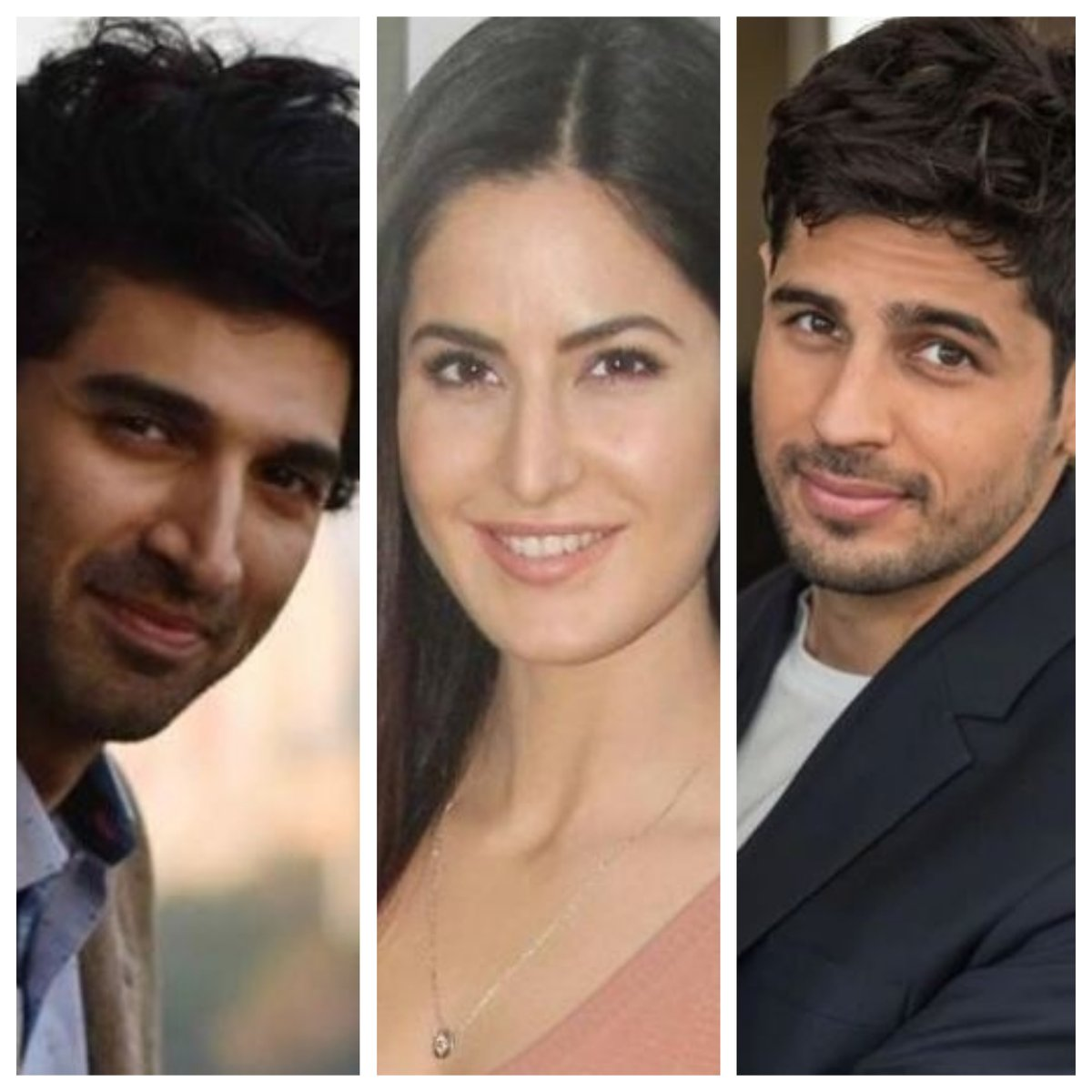 Sidharth Malhotra, Katrina Kaif work out as Aditya Roy Kapur plays referee. Watch video