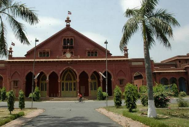 Jinnah portrait at AMU sparks row
