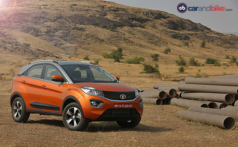 Tata Nexon AMT Launched; Prices Start From Rs. 9.41 Lakh