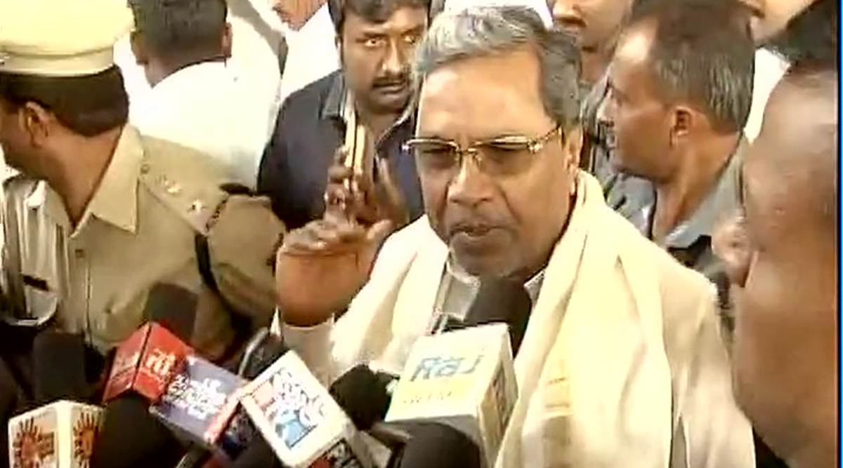Now, Siddaramaiah throws a 15-minute challenge at PM Modi