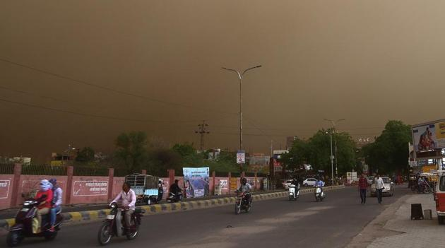 35 killed, more than 200 injured as dust storm wreaks havoc in Rajasthan