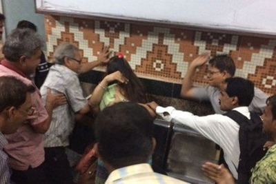 Trolls justifying Kolkata metro assault are wrong