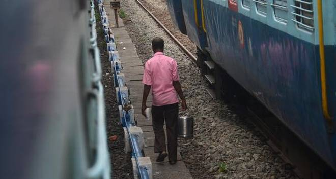 Railway vendor fined for using water from toilet to make tea