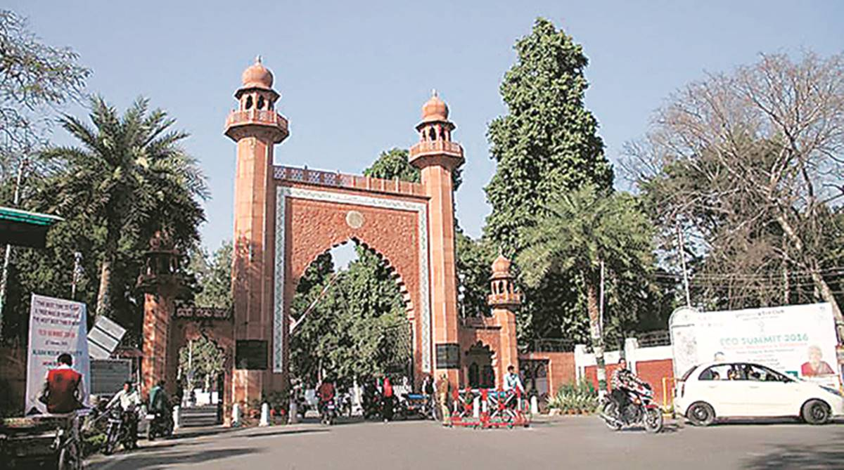 Does AMU suffer because its middle name is 'Muslim'?