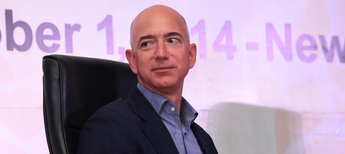 Watch: Why CEO Jeff Bezos doesn
