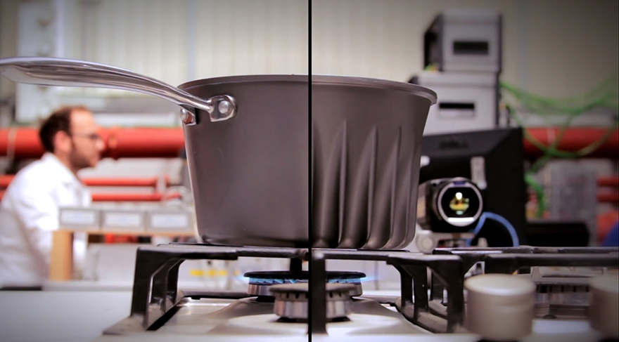 UK Rocket Scientist Designs Hyper-Efficient Cookware