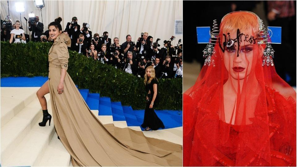 Priyanka Chopra and 10 other celebs who shocked us at Met Gala before and might do it again