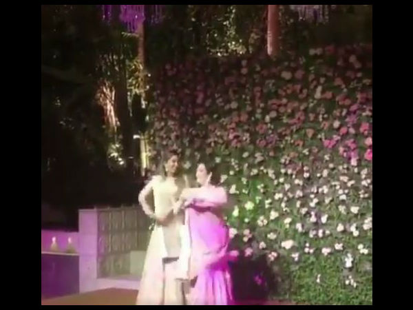 Watch: Isha Ambani Dances With Parents Mukesh And Nita At Star-Studded Engagement Party