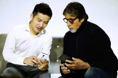 Amitabh Bachchan Leaks Black And White Colour Variants of OnePlus 6 on Twitter