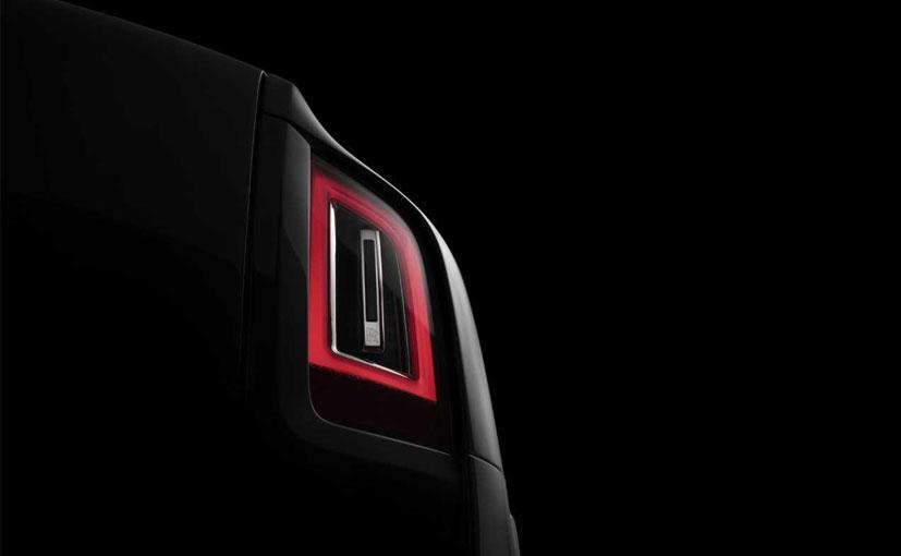 Rolls-Royce Teases New Cullinan SUV Ahead Of World Debut