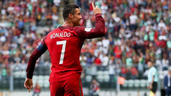 Jose Mourinho: Cristiano Ronaldo makes nothing impossible for Portugal at World Cup
