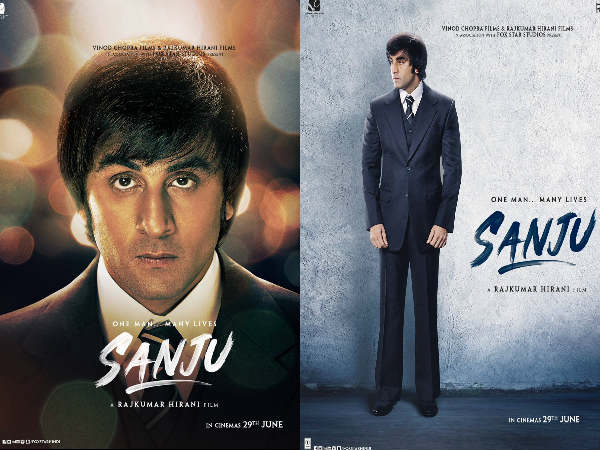 Sanju New Poster: Ranbir Kapoor In Sanjay Dutt's Rocky Avatar Looks Like A Chocolate Boy!