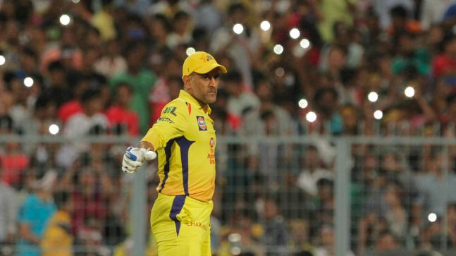 MS Dhoni reveals his first crush and then says