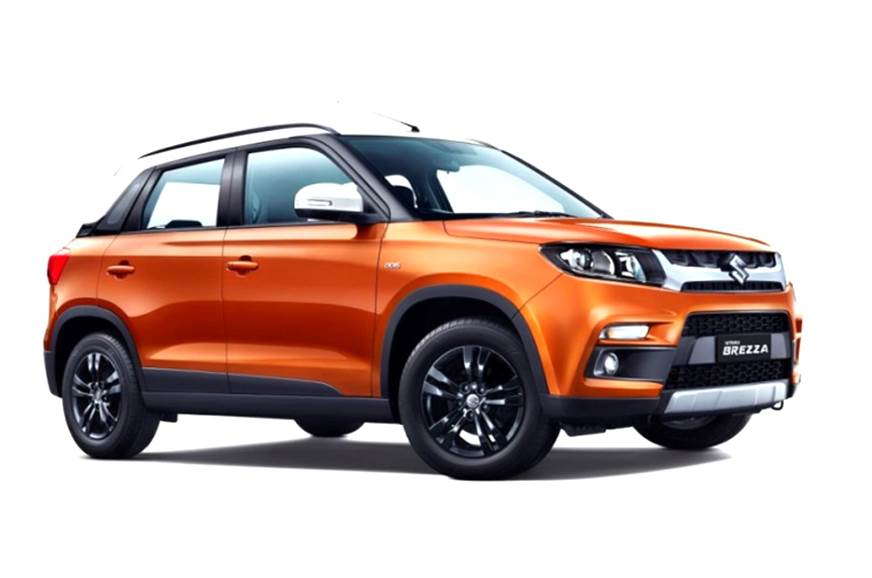 Maruti Vitara Brezza AMT launched at Rs 8.54 lakh