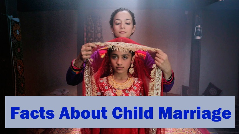 The Facts on Child Marriage