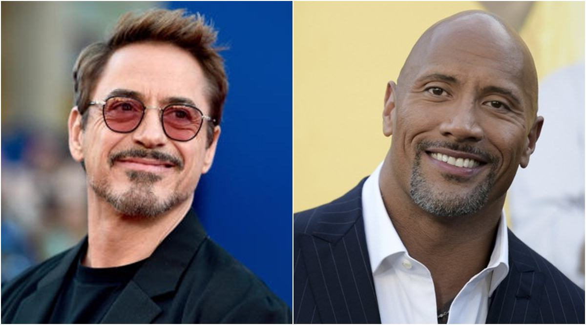 Hollywood salaries revealed: Find out how much Robert Downey Jr, Dwayne Johnson and others are making