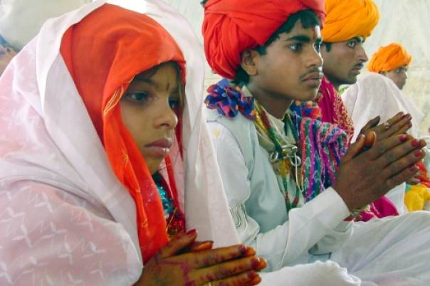 Q+A: Why does child marriage happen?