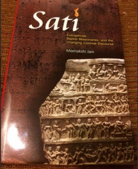 Sati - why the British banned it !