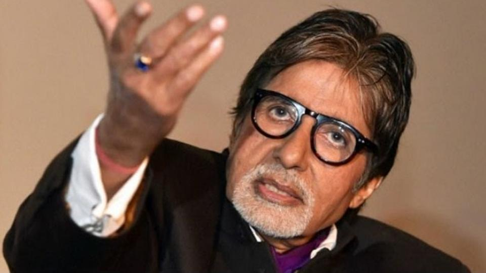 Amitabh Bachchan watched Avengers: Infinity War and didn't understand a word. Here's his complaint