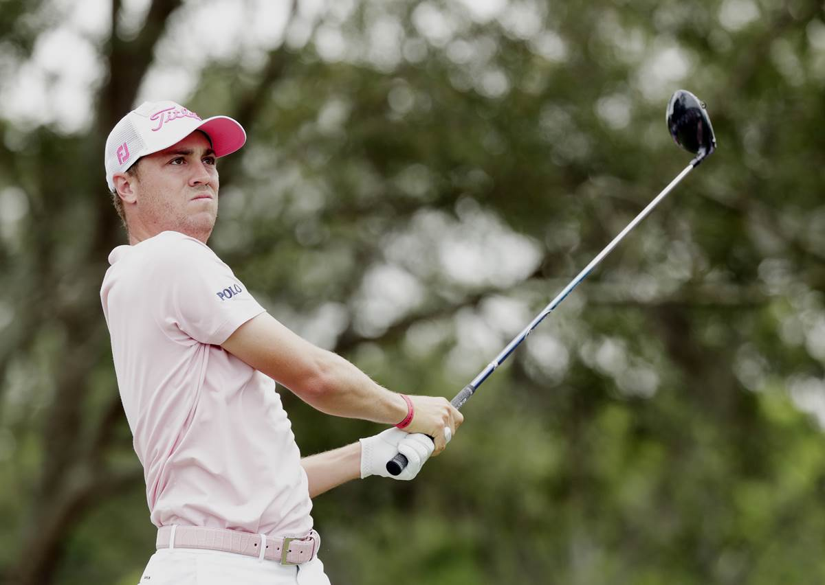 Justin Thomas reaches No. 1 in golf world rankings